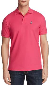 Psycho Bunny Short Sleeve Regular Fit Polo Shirt