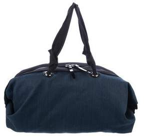 Lanvin Denim Bowler Bag