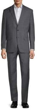 Lauren Ralph Lauren Slim-Fit Wool Checked Suit