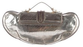 Fendi Vanity Mirrored Clutch