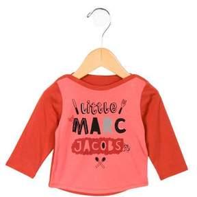 Little Marc Jacobs Boys' Graphic Print T-Shirt w/ Tags