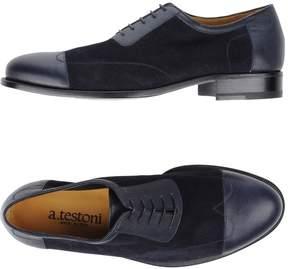 a. testoni A.TESTONI Lace-up shoes