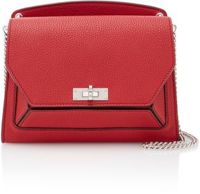 Bally Suzy Medium Leather Shoulder Bag