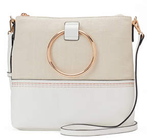 Lauren Conrad O-Ring Square Crossbody Bag
