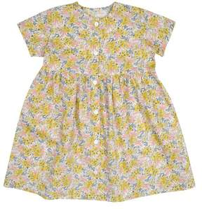 Helena Bebe Organic Bebe Organic | Dress Liberty Yellow | 6 years