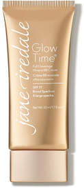 Jane Iredale Glow Time Full Coverage Mineral BB Cream SPF 25 - BB12 - deep brown for dark skin tones
