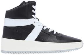 Fear Of God Bball Leather High Top Sneakers