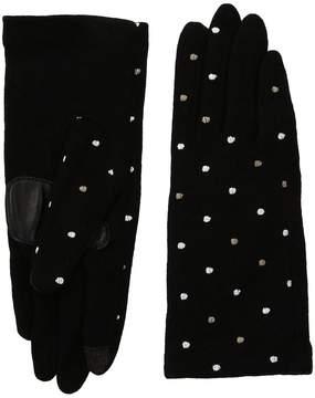 Echo Dot Dot Dot Gloves Dress Gloves