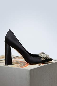 Sophia Webster Lilico crystal pumps