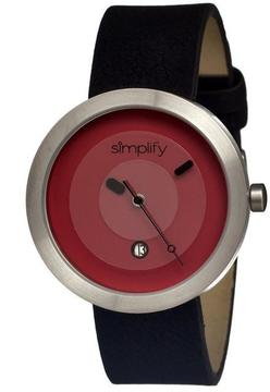 Simplify The 300 Collection 0305 Unisex Watch
