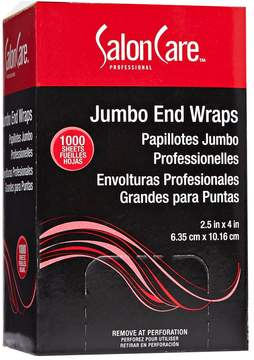 Salon Care Jumbo End Wraps
