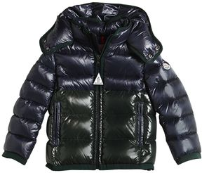 Moncler Harry Hooded Nylon Down Jacket