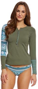 Carve Designs Women's Kona Long Sleeve Rashguard 8148853