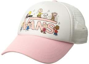 Vans Ol Sport Trucker x Peanuts Collaboration Caps