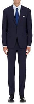 Canali Men's Capri Stretch-Wool Two-Button Suit