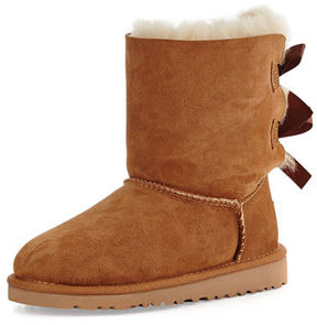 UGG Bailey Boot with Bow, Youth