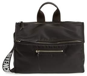 Givenchy Men's Paris Pandora Shoulder Bag - Black