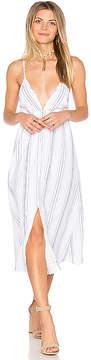 Clayton Harmony Slit Dress