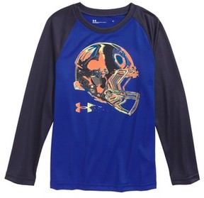 Under Armour Toddler Boy's Accelerate Raglan T-Shirt