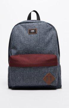 Vans Old Skool II Heathered Backpack