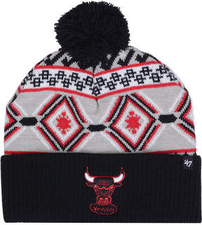'47 Chicago Bulls Hardwood Classic Up North Knit Hat