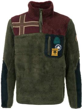 Napapijri fleece jumper