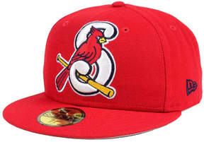 New Era Springfield Cardinals MiLB Logo Grand 59FIFTY Fitted Cap
