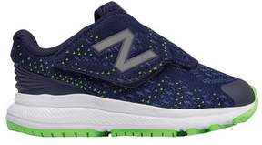 New Balance Unisex Infant FuelCore Rush v3 Hook and Loop Sneaker