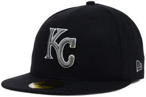 New Era Kansas City Royals Graphite 59FIFTY Cap