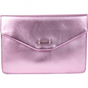 M2Malletier Leather clutch bag