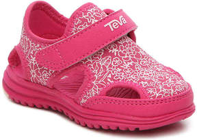 Teva Girls Tidepool EX Toddler Sandal