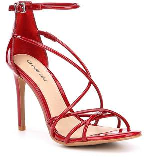 Gianni Bini Talisia Patent Leather Dress Sandals
