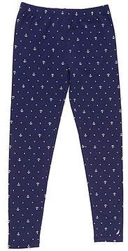 Nautica Girls' Anchor Print Leggings (8-20)