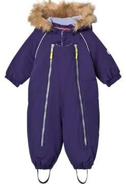 Ticket to Heaven Purple Snowsuit