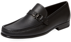 Salvatore Ferragamo Men's Muller Moc Toe Loafer