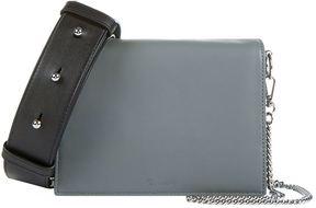 AllSaints Zep Lea Shoulder Bag