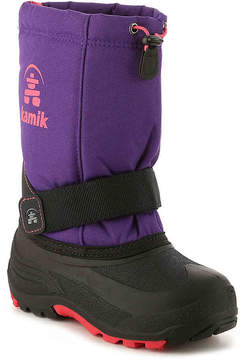 Kamik Girls Rocket Toddler & Youth Snow Boot