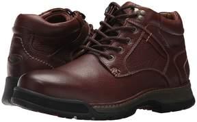 Johnston & Murphy Thompson Plain Toe Boot Men's Dress Boots