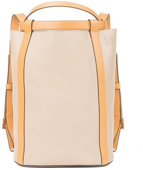 Loewe Midnight Backpack Sand/Caramel