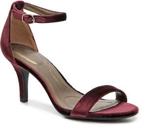 Bandolino Women's Madia Velvet Sandal
