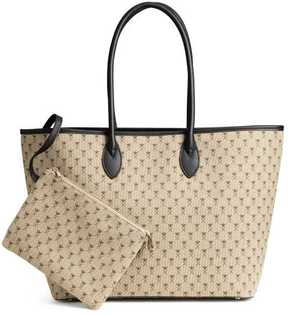 H&M Patterned Shopper