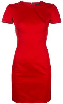 DSQUARED2 short sleeve fitted dress