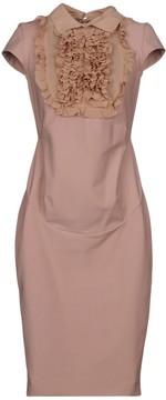 Elisabetta Franchi MUMMY Knee-length dresses
