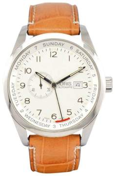 Oris Pointer Day 7529 XXL Stainless Steel Automatic 43.5mm Mens Watch