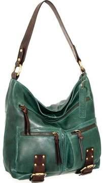 Nino Bossi Daphne Leather Shoulder Bag (Women's)