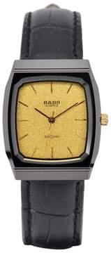 Rado Dia Star 132.9504.3 Stainless Steel and Ceramic Quartz 28mm Mens Watch