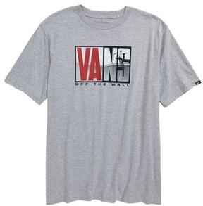 Vans Boy's Split Screen Graphic T-Shirt