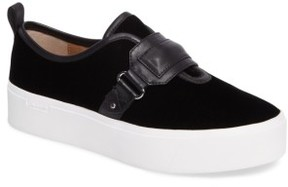 Calvin Klein Women's Juno Slip-On Sneaker