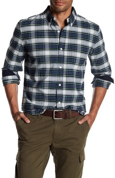 Joe Fresh Plaid Oxford Standard Fit Shirt