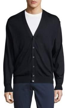 Luciano Barbera Buttoned Sweater